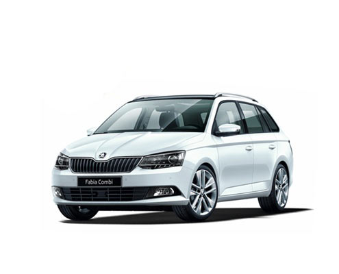Rent a car Beograd | Škoda Fabia karavan | Grand Mobile