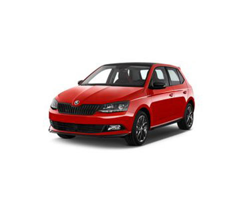 Rent a car Beograd | Škoda Fabia 2017 | Grand Mobile