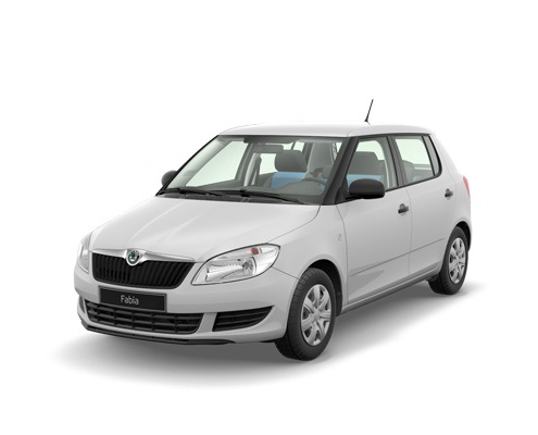 Rent a car Beograd | Škoda Fabia | Grand Mobile