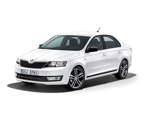 Rent a car Beograd | Škoda Rapid DSG | Grand Mobile